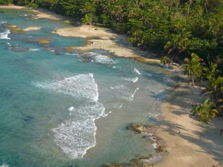 Puerto viejo beaches, cabinas accommodations